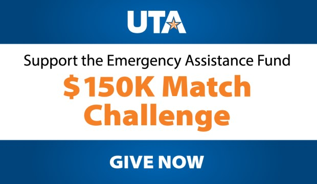 Support the Emergency Assistance Fund. $150k Match Challenge