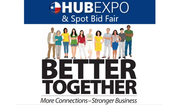 HUB Expo and Spot Bid Fair