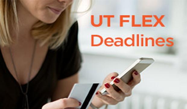 UT Flex deadline