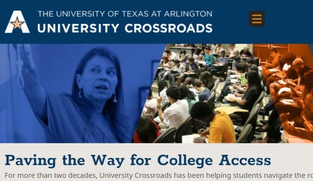 University Crossroads