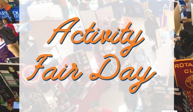 Activity Fair Day