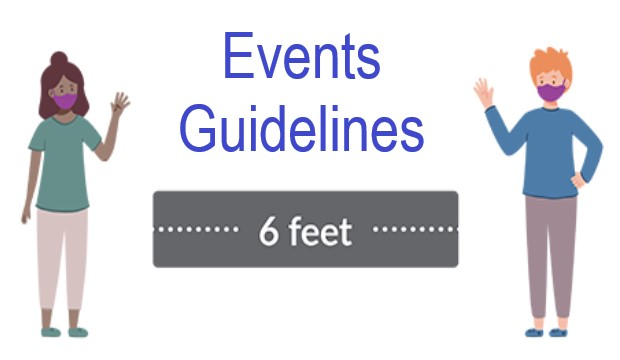 Events guidelines