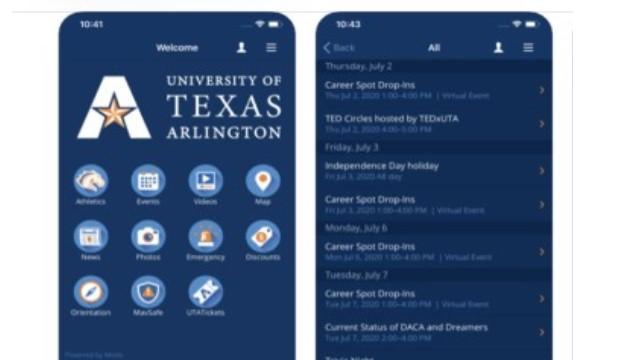 UTA Mobile app