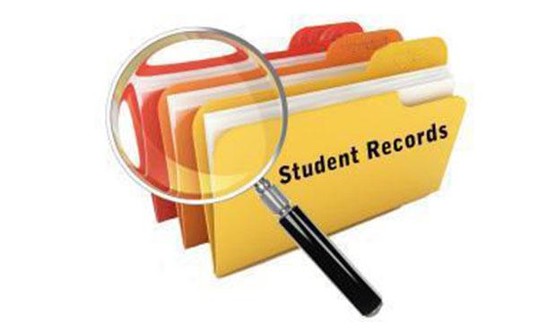 student recods
