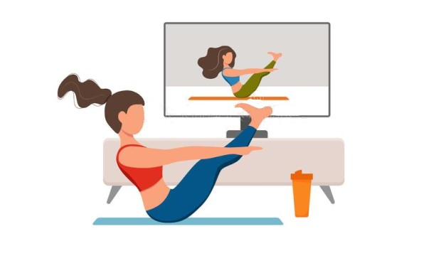 Exercise online