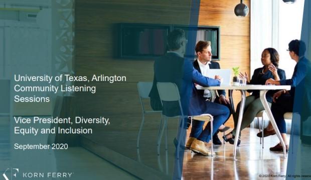 Diversity Listening  Session