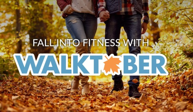 Fall into Fitness with Walktober
