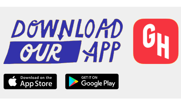 GrubHub: Download our App