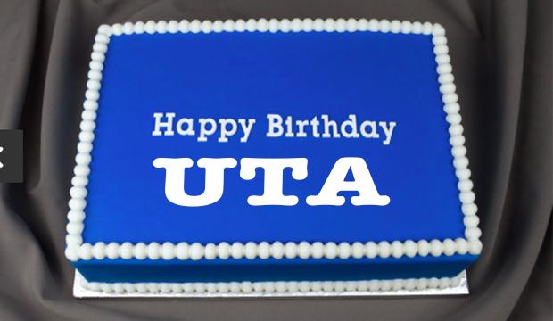 Happy Birthday, UTA