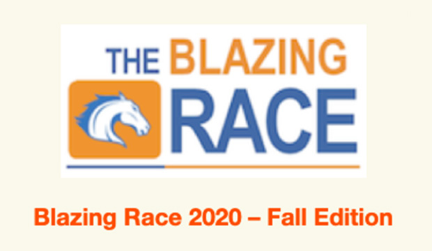 Blazing Race: Fall 2020 Edition