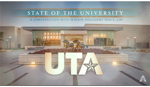 State of the University, noon Wednesday, Oct. 28, Facebook Live