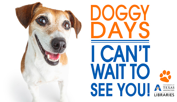 Doggy Days: I Can't Wait To See You.