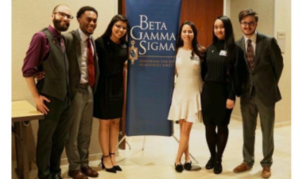 Beta Gamma Sigma business honor society