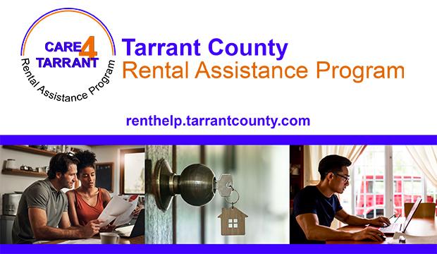 Tarrant County Rental Assistance Program