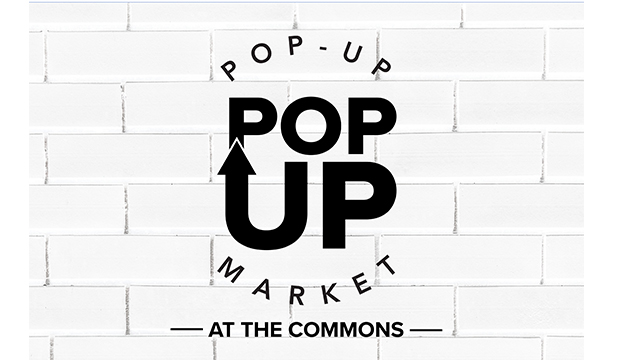 Pop-up Market at The Commons