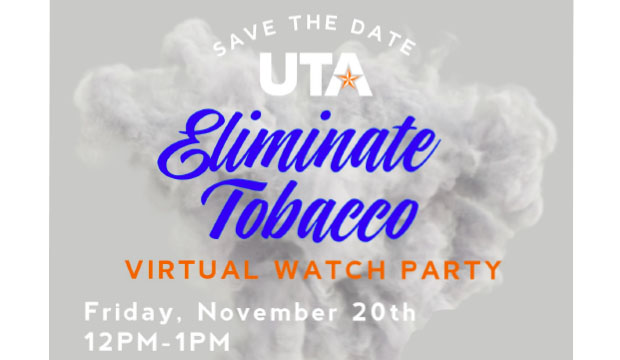 Eliminate Tobacco Virtual Watch Party