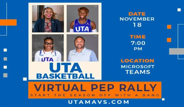 Virtual Pep Rally 7 p.m. Friday, Nov. 20, on Teams