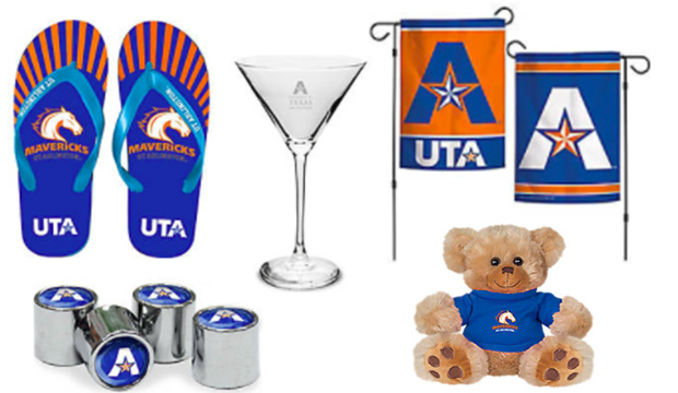 Holiday gifts at the UTA Bookstore