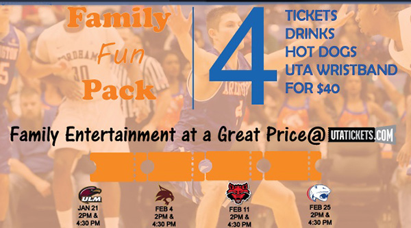 4 ticket $40 basketball deal