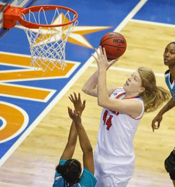 rebecca van djik-women's basketball