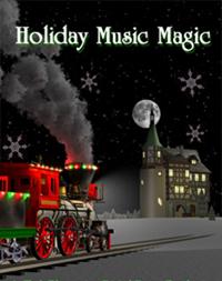 holiday music magic
