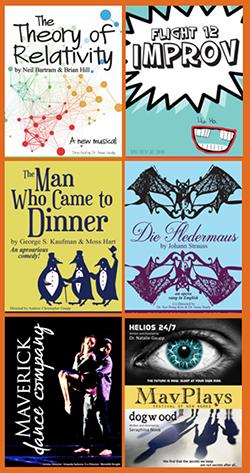 Theatre season 2015-16