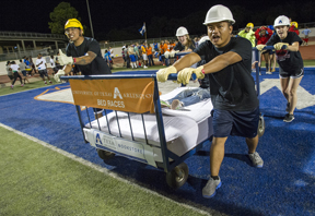 bed races 2014