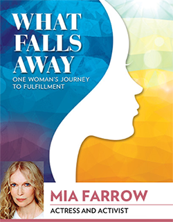 mia farrow-maverick speakers series
