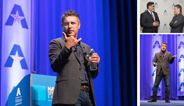 Reza Aslan, Maverick Speakers Series