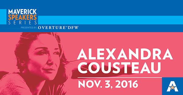 MSS-Alexandra Cousteau