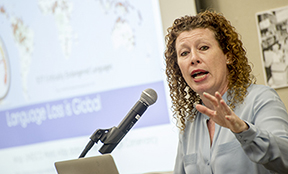 Colleen Fitzgerald-focus on faculty