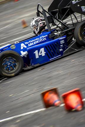 Formula SAE racecar