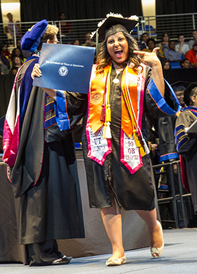 Commencement spring 2015