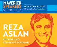 Maverick Speakers Series-Reza Aslan