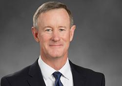 Chancellor Bill McRaven