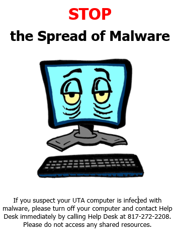Stop the Spread of Malware