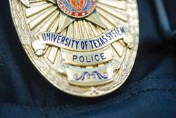 uta police badge
