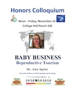 Baby Business: Reproductive Tourism