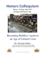 Becoming Builders Again in an Age of Crisis