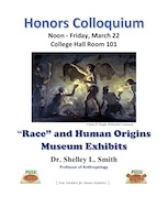 """Race"" and Human Origins Museum Exhibits"