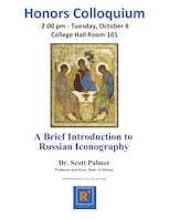 A Brief Introduction to Russian Iconography