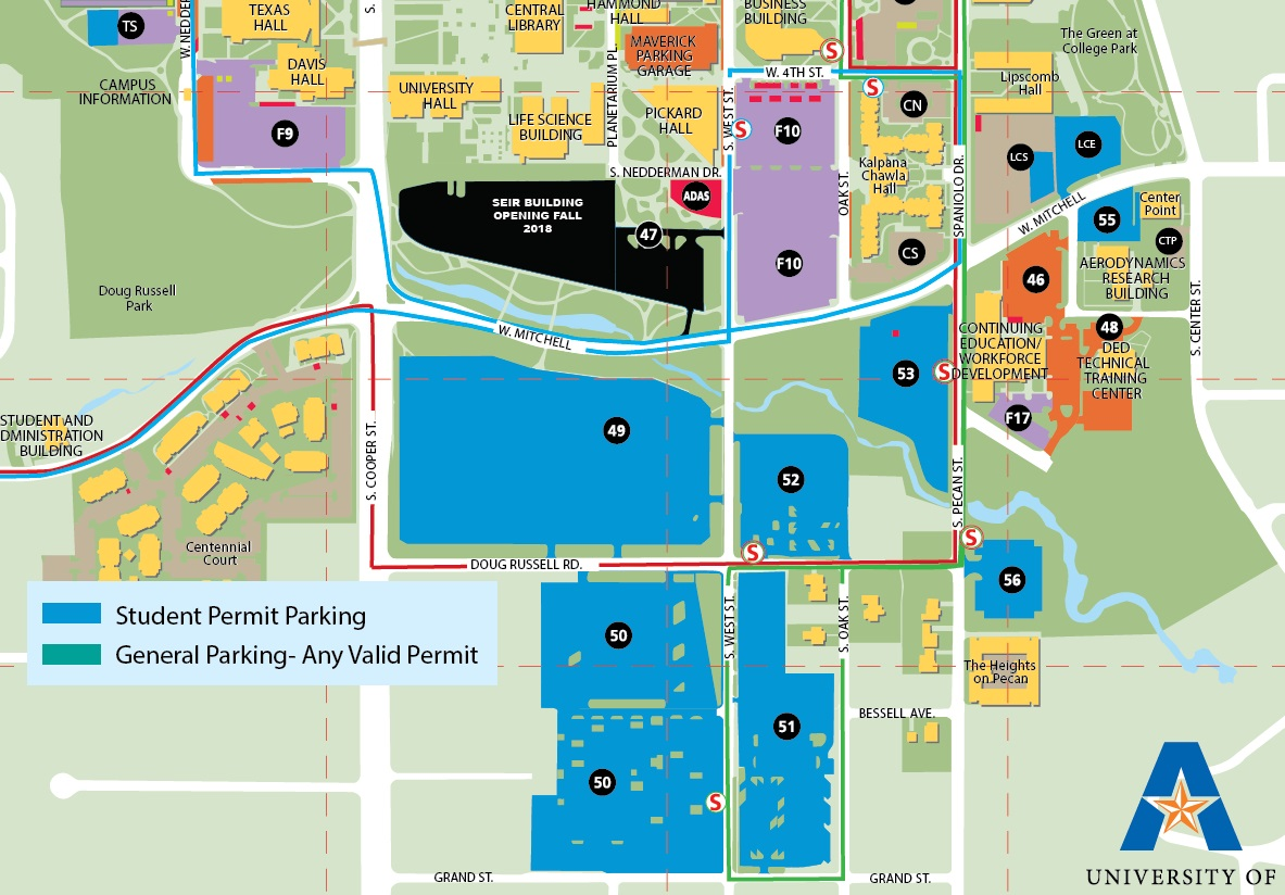 Lot 47 to close permanently October 26 – Parking and
