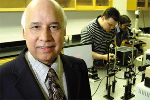 Physics Professor Suresh Sharma