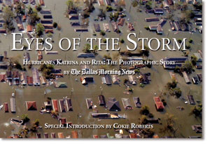 click to purchase Eyes of the Storm book
