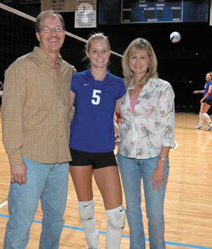 Photo of Steve Dacus,Torie and Twila