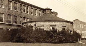 Photo of the Roundhouse