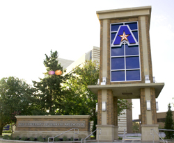 UT Arlington Gateway Tower
