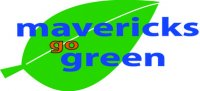 Mavericks Go Green