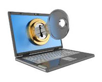Laptop encryption