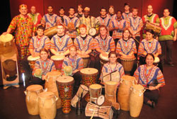 African Music Ensemble